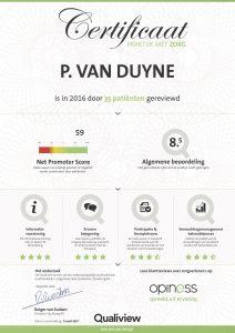 certificaat-2016-klantnr-13780
